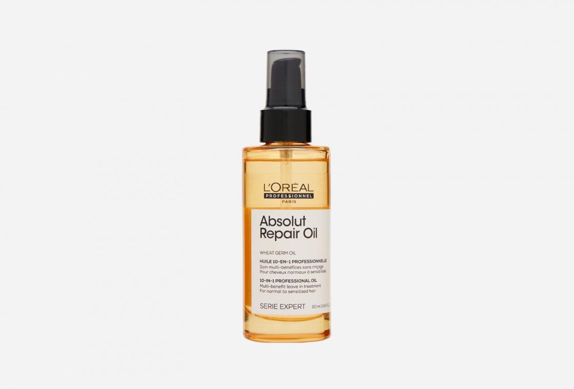 Масло для восстановления поврежденных волос L'Oreal Professionnel Oil 10in1 Serie Expert Absolut Repair