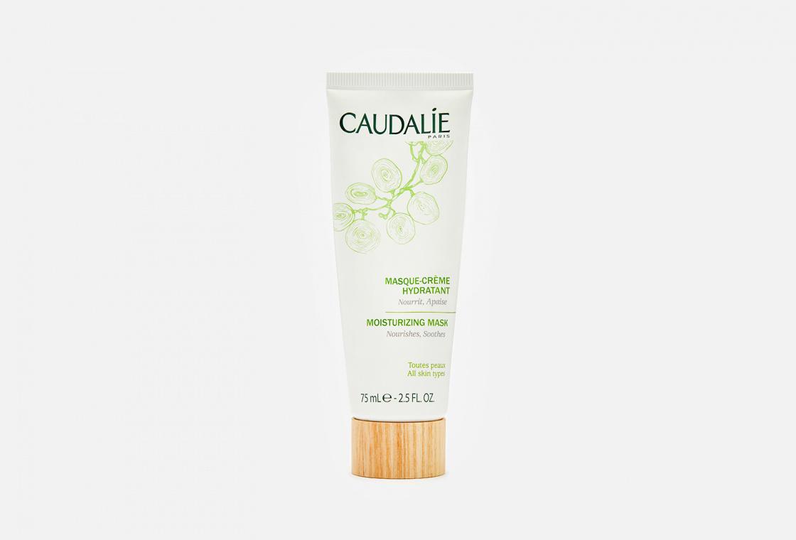 Увлажняющая маска-крем для лица для всех типов кожи Caudalie Vinosource