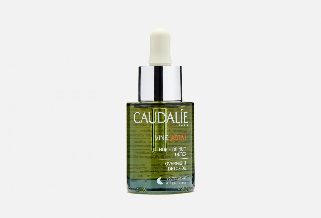 Ночное детокс-масло Caudalie VineActiv