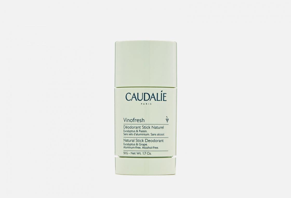 Натуральный дезодорант-стик без спирта Caudalie Vinofresh