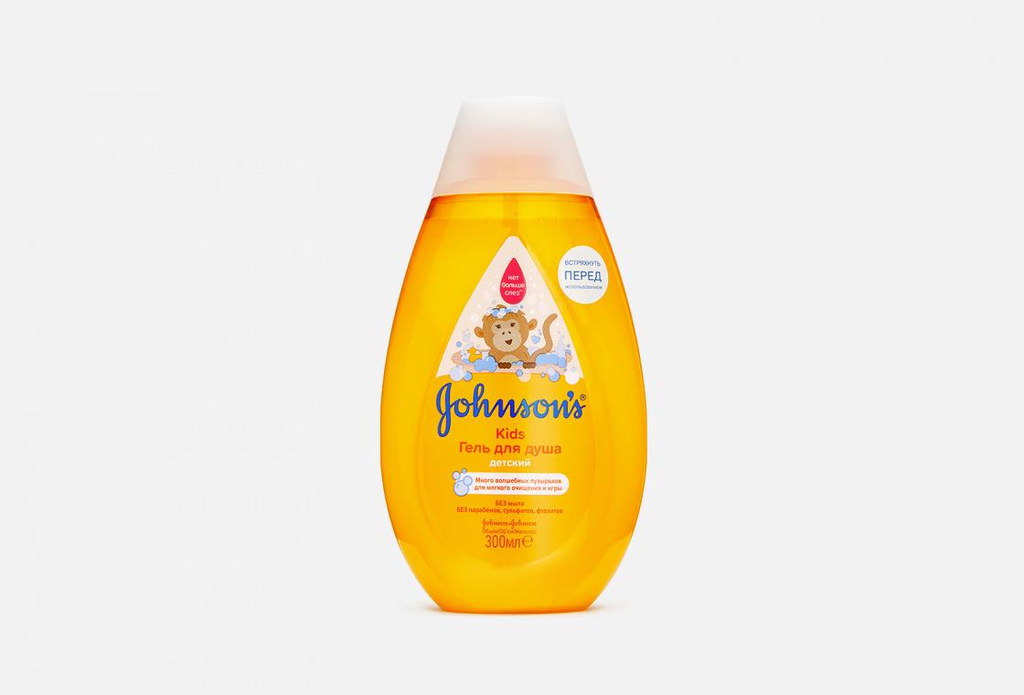 Детский гель для душа Johnson & Johnson Kids