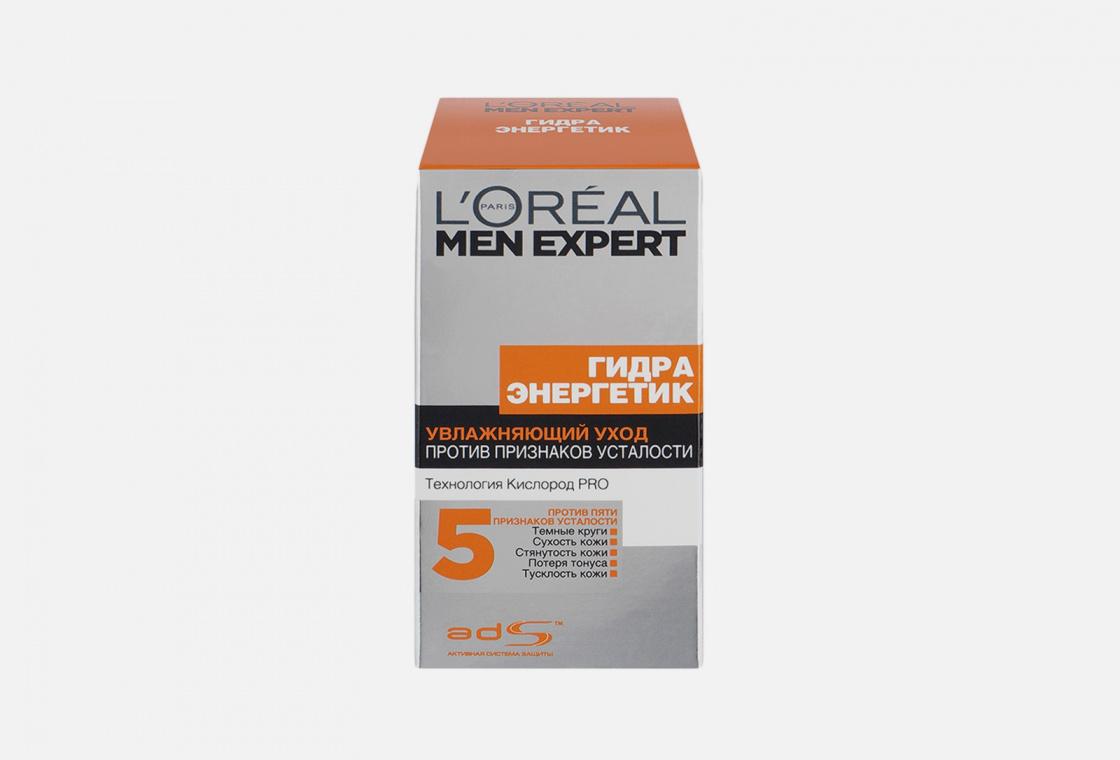 Увлажняющий уход для лица против признаков усталости L'Oreal Paris Men Expert Hydra Energetic