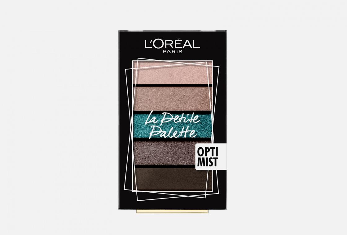 Мини-палетка теней для век  L'Oreal Paris Infaillible La Petite Palette