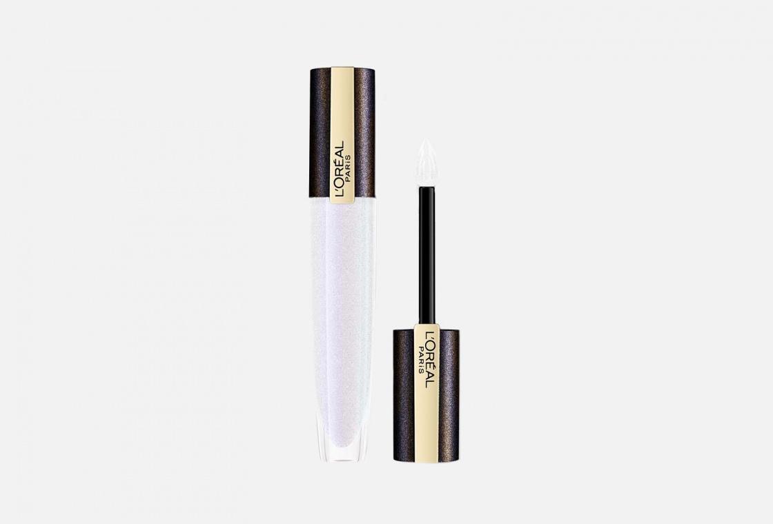 Верхнее покрытие для губ с эффектом шиммера L'Oreal Paris ROUGE SIGNATURE TOPPER