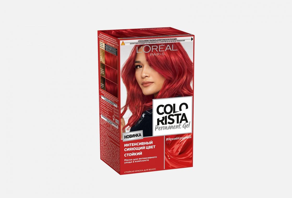 Стойкая краска для волос Colorista Colorista Permanent Gel