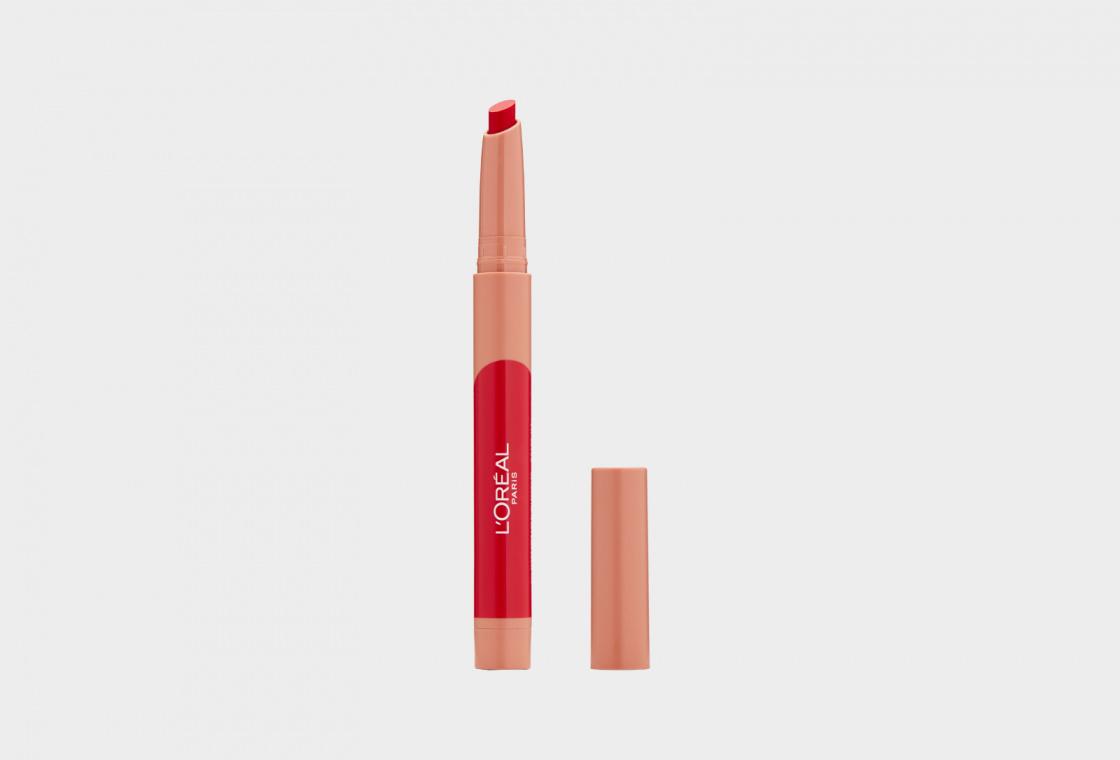 Матовая помада-стик L'Oreal Paris Infaillible Matte Lip Crayon