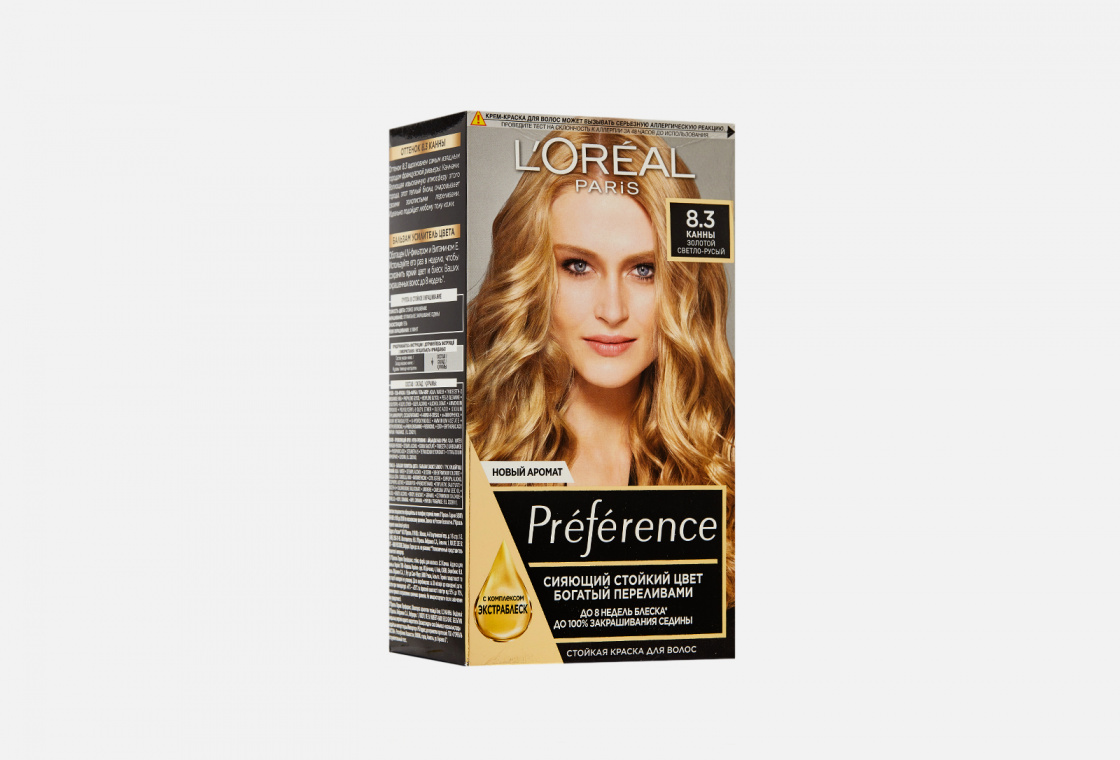 Краска для волос L'Oreal Paris PRÉFÉRENCE