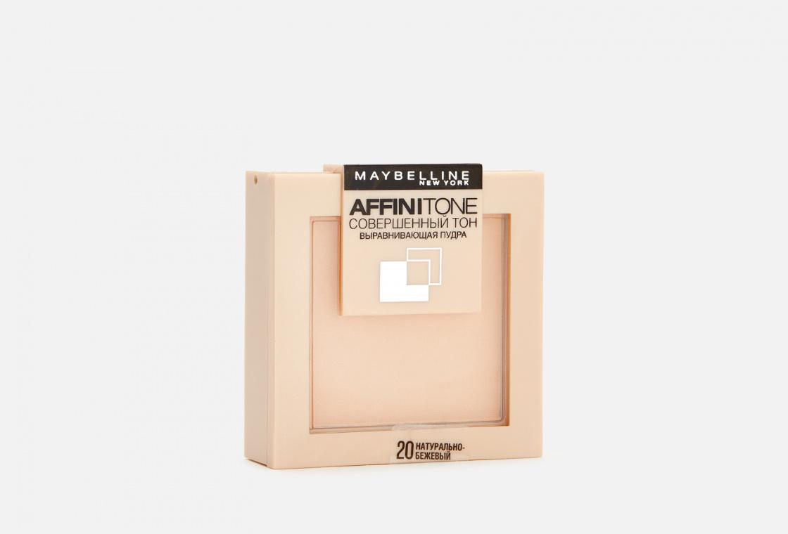 Пудра компактная для лица Maybelline New York Affinitone
