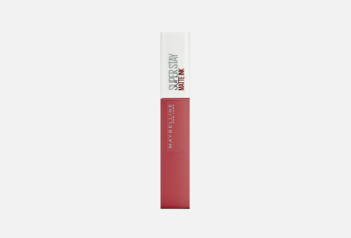 Стойкая жидкая матовая помада для губ Maybelline New York Superstay Matte Ink