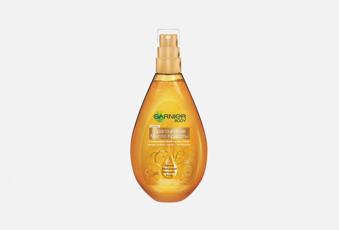 Масло-спрей для тела Garnier Ultimate Beauty Драгоценное масло красоты