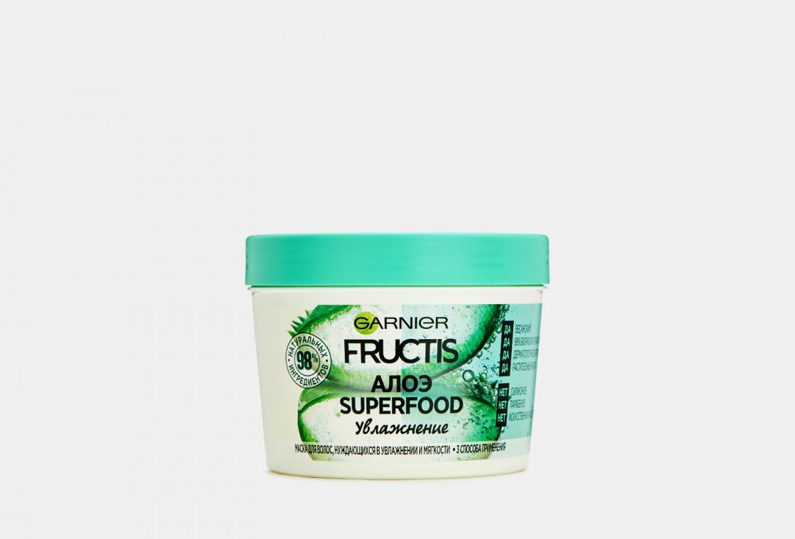 Маска для волос Garnier SUPERFOOD Алоэ