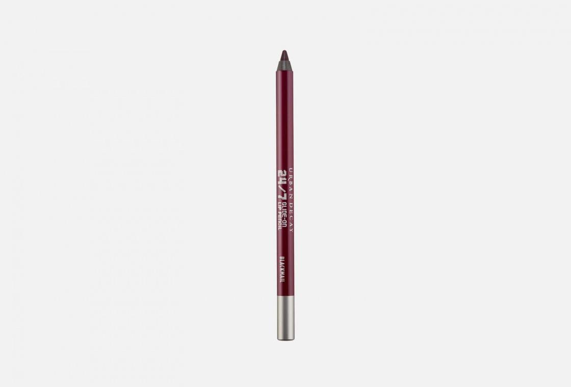 Карандаш для губ 24/7 Urban Decay Glide-On Lip Pencil