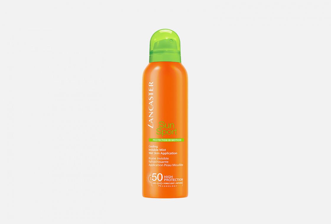 Солнцезащитный спрей для тела SPF50  LANCASTER Sun Sport