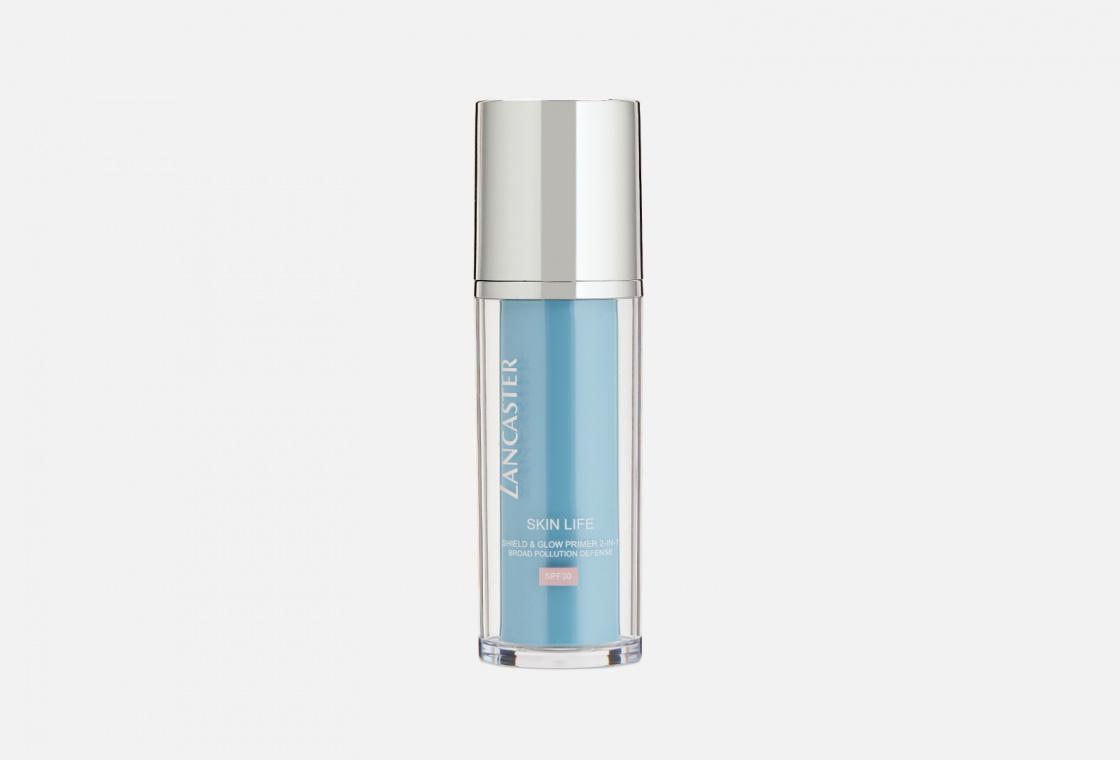 Защищающий и придающий сияние праймер для лица SPF 30 LANCASTER  Skin Life Shield & Glow