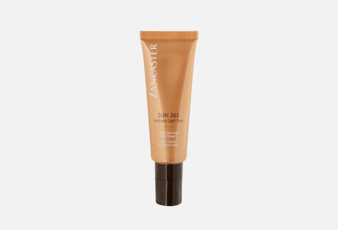 Крем-гель автобронзант с эффектом сияния для лица  LANCASTER Sun 365 Instant Self Tan
