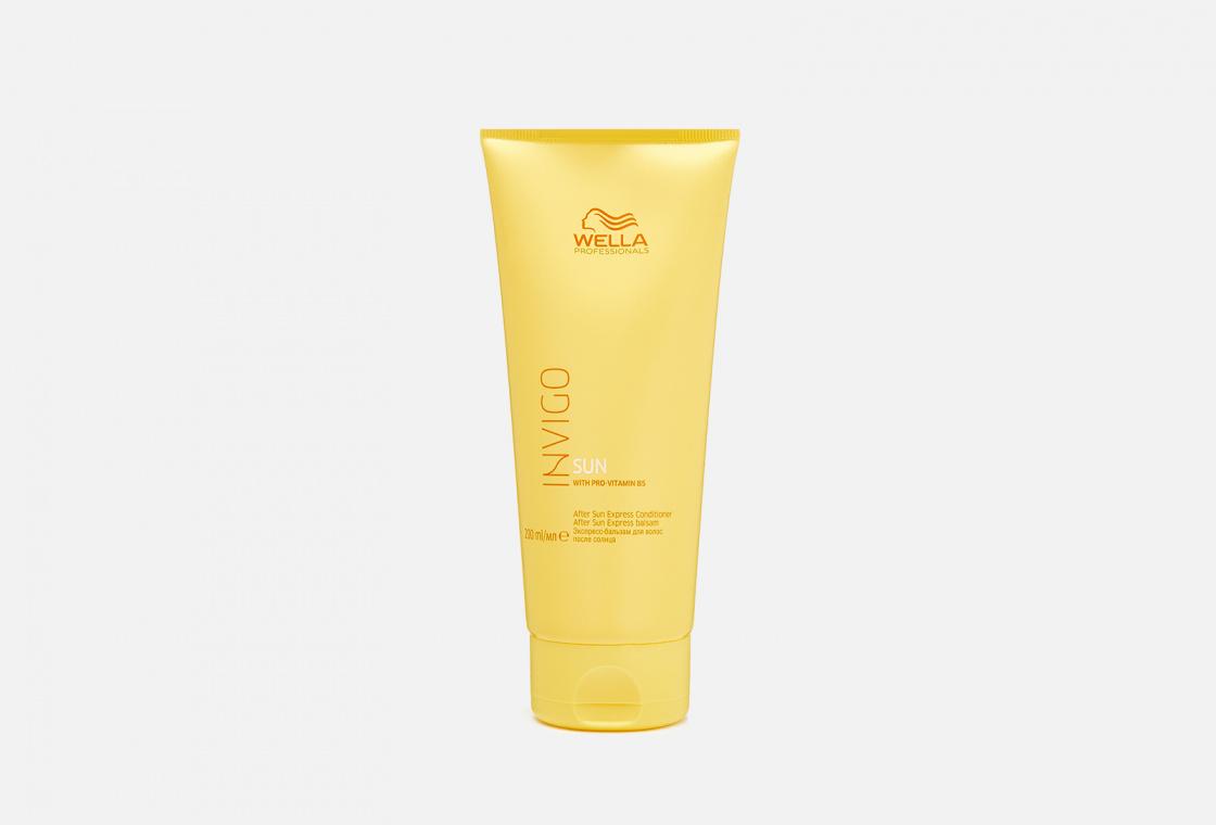 Экспресс-бальзам для волос после пребывания на солнце Wella Professionals INVIGO AFTER SUN