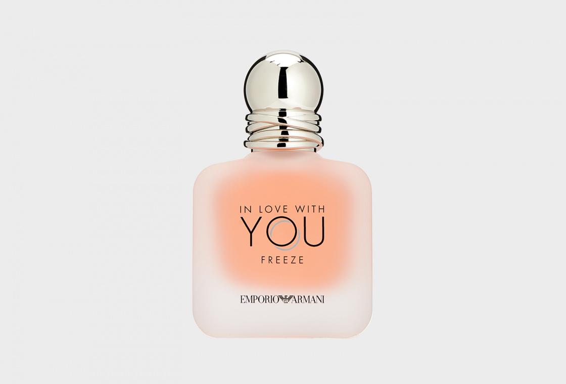 Парфюмерная вода Giorgio Armani In Love with You Freeze