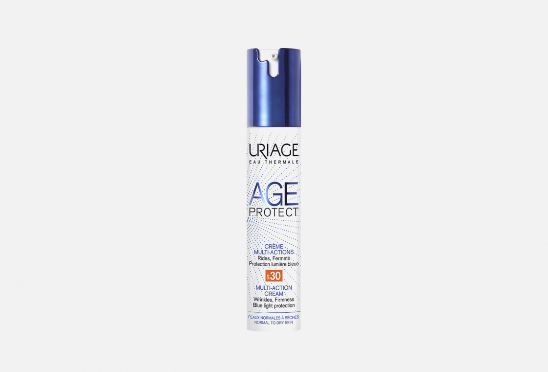 Крем многофункциональный  SPF30 Uriage Age Protect Multi-Action Cream SPF30