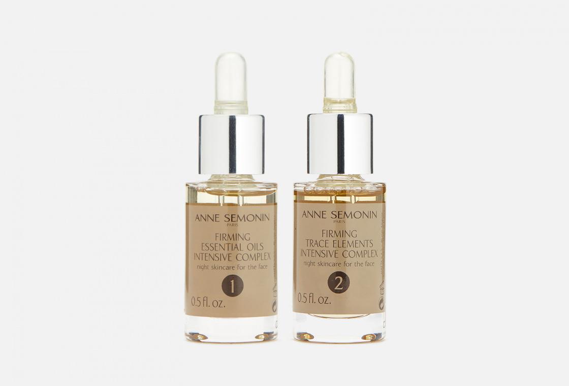 Повышающий упругость кожи интенсивный комплекс c эфирными маслами и олигоэлементами Anne Semonin Firming trace elements intensive complex