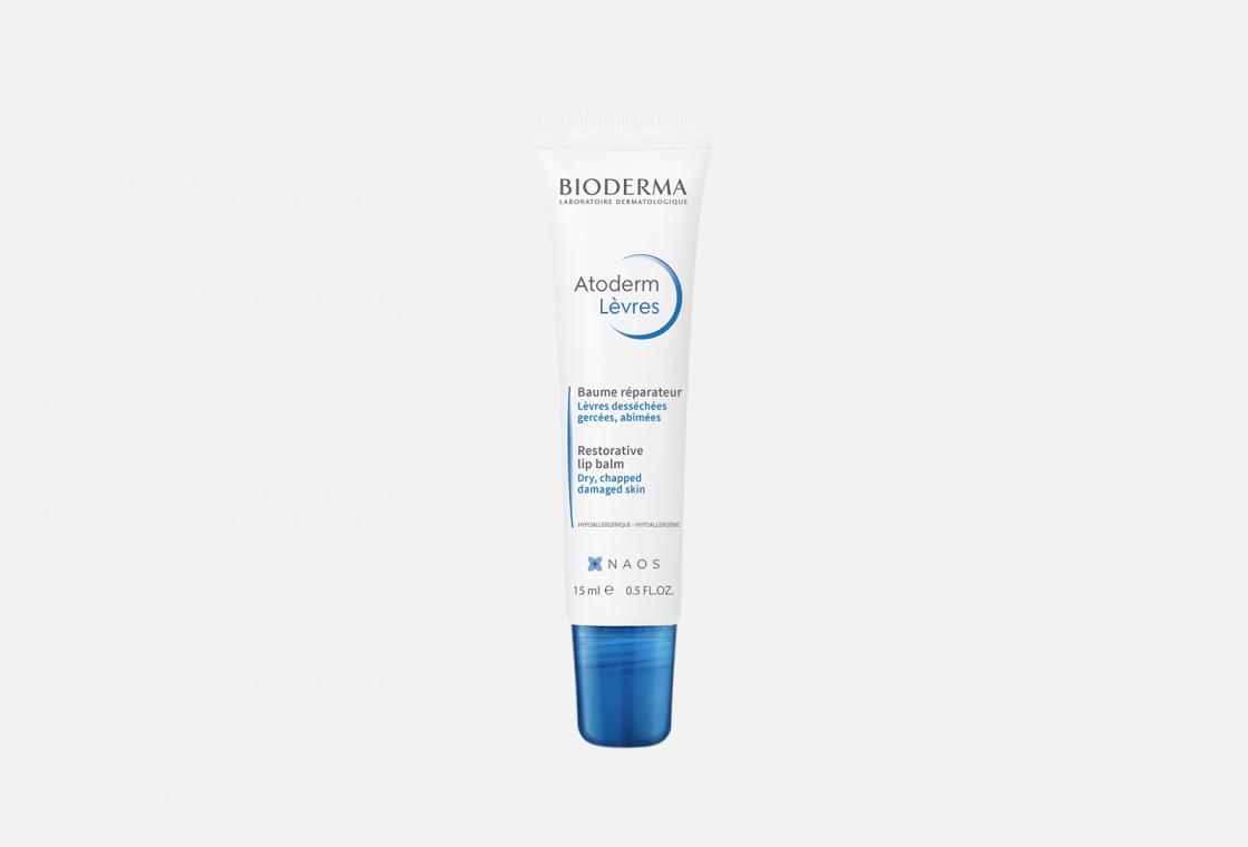Бальзам для губ Bioderma Atoderm Restorative Lip Balm