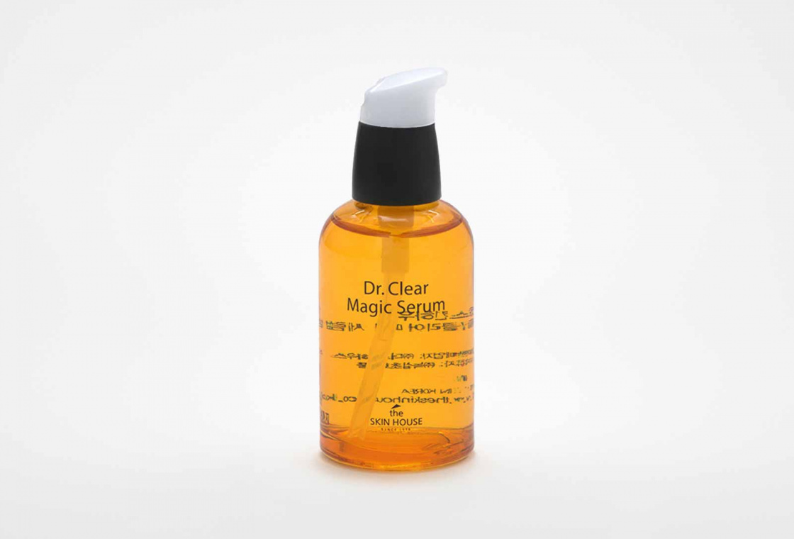 Сыворотка для устранения воспалений The Skin House DR.CLEAR MAGIC SERUM