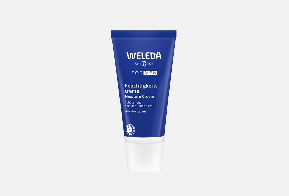 Крем для лица увлажняющий  Weleda Moisture Cream for Men
