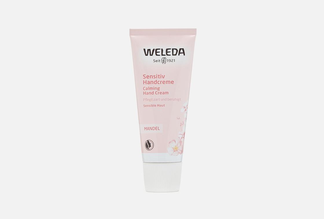 Крем для рук деликатный Weleda Almond Sensitive Skin