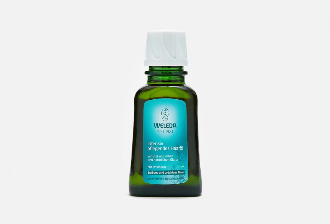 Масло для волос интенсивный уход для поврежденных волос  Weleda Hair Oil