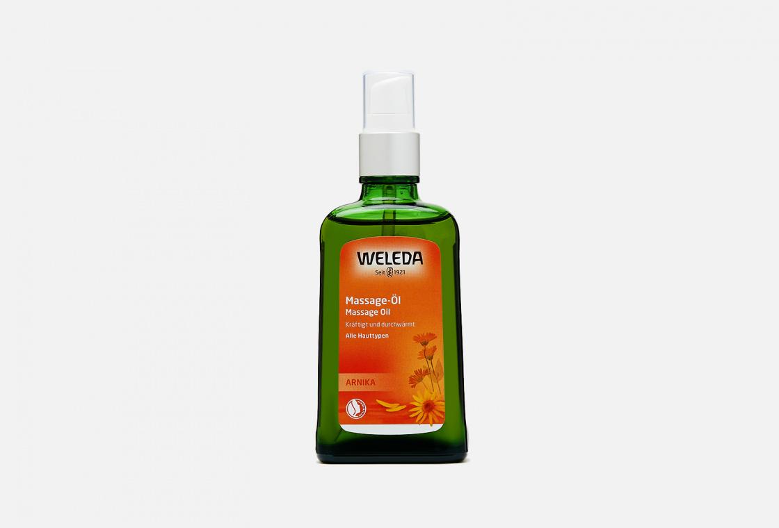 Масло массажное с арникой Weleda Arnica Massage Oil