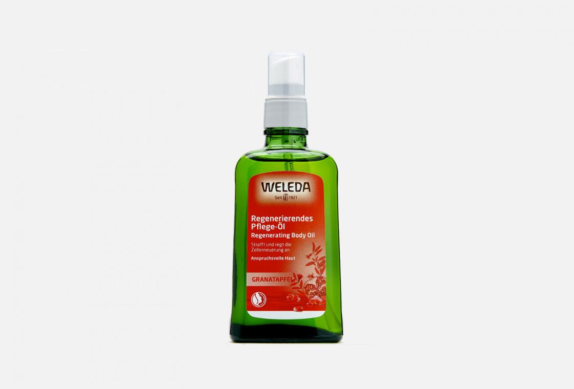 Масло гранатовое восстанавливающее Weleda Pomegranate Regenerating Body Oil