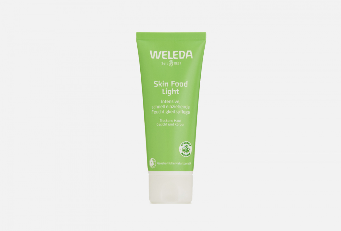 Крем питательный универсальный Weleda Body Care - Skin Food Light