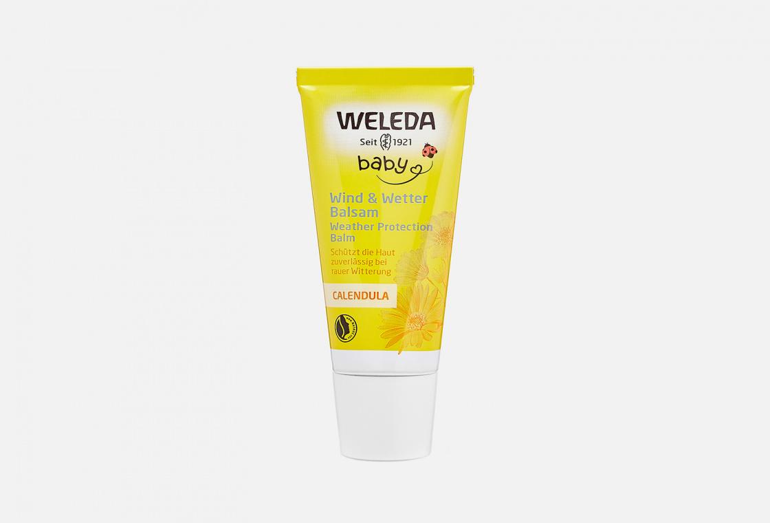 Бальзам защитный от ветра и холода с календулой  Weleda Calendula Weather Protection Cream