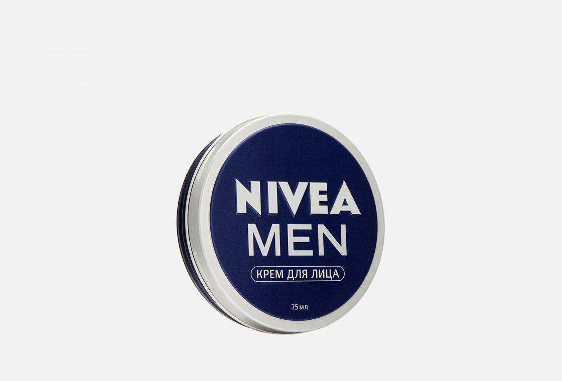 Крем для лица мужской интенсивно увлажняющий NIVEA Men