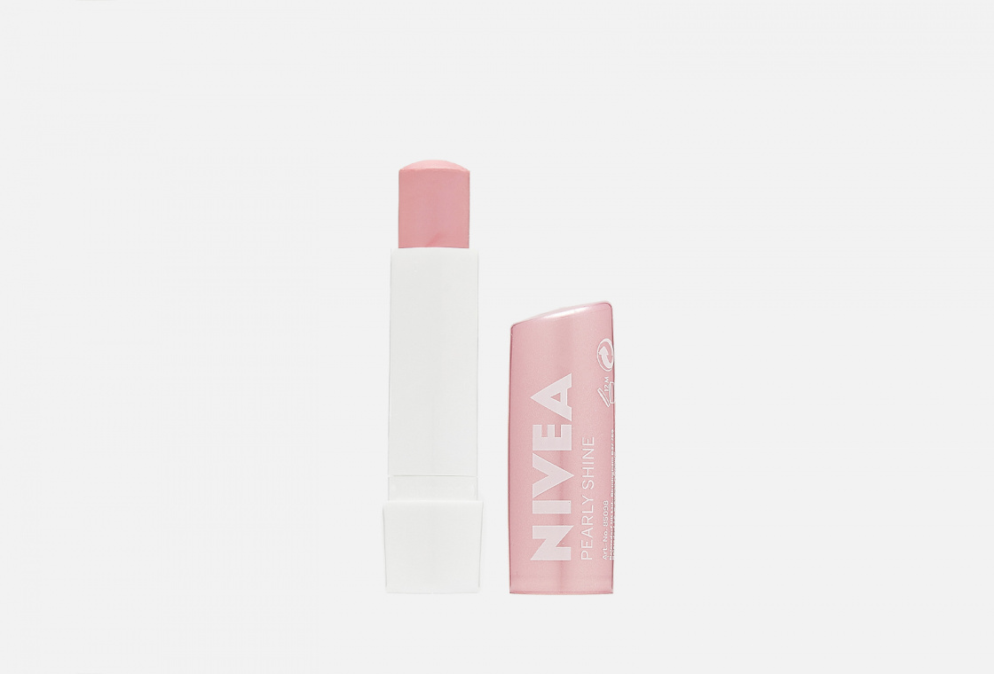 Бальзам для губ с экстрактом шелка NIVEA Сияние жемчуга