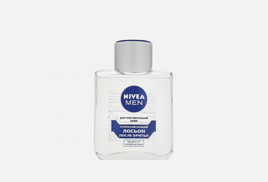 Лосьон после бритья успокаивающий для чувствительной кожи, без содержания спирта NIVEA Men