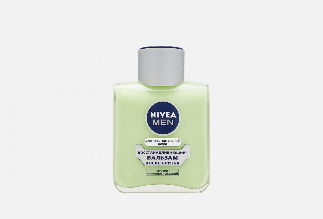 Бальзам после бритья восстанавливающий для чувствительной кожи, без содержания спирта NIVEA Men