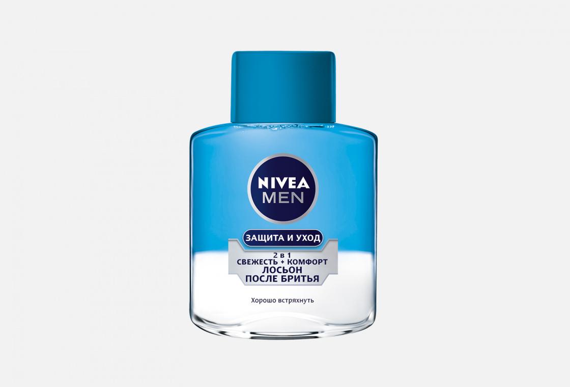 Лосьон после бритья 2 в 1  NIVEA Свежесть + Комфорт