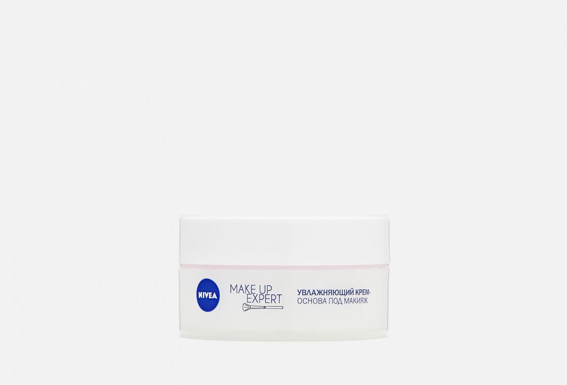 Увлажняющий и выравнивающий крем-основа под макияж для лица для нормальной и сухой кожи NIVEA MAKE UP EXPERT