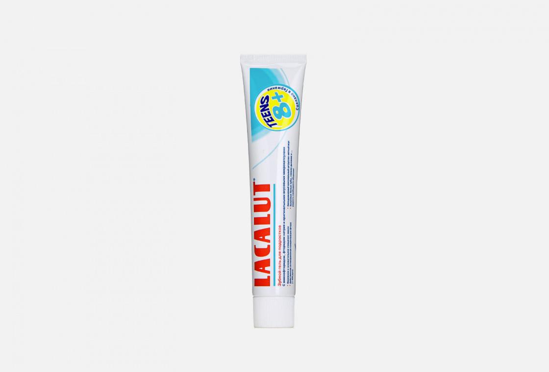 Зубной гель LACALUT Teens