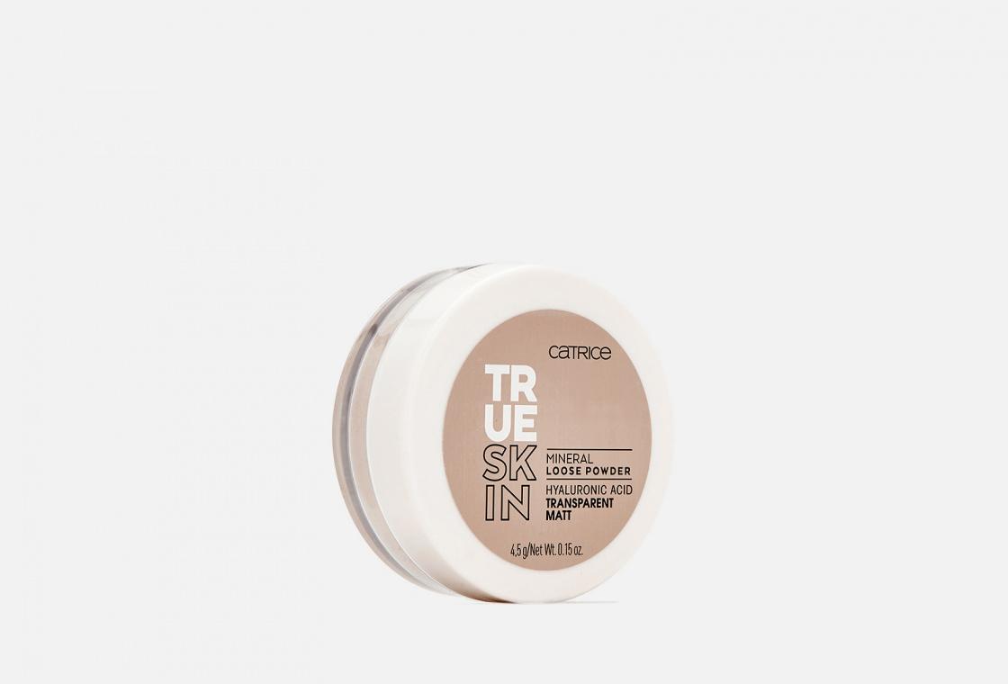 ПУДРА РАССЫПЧАТАЯ  Catrice True Skin Mineral Loose Powder