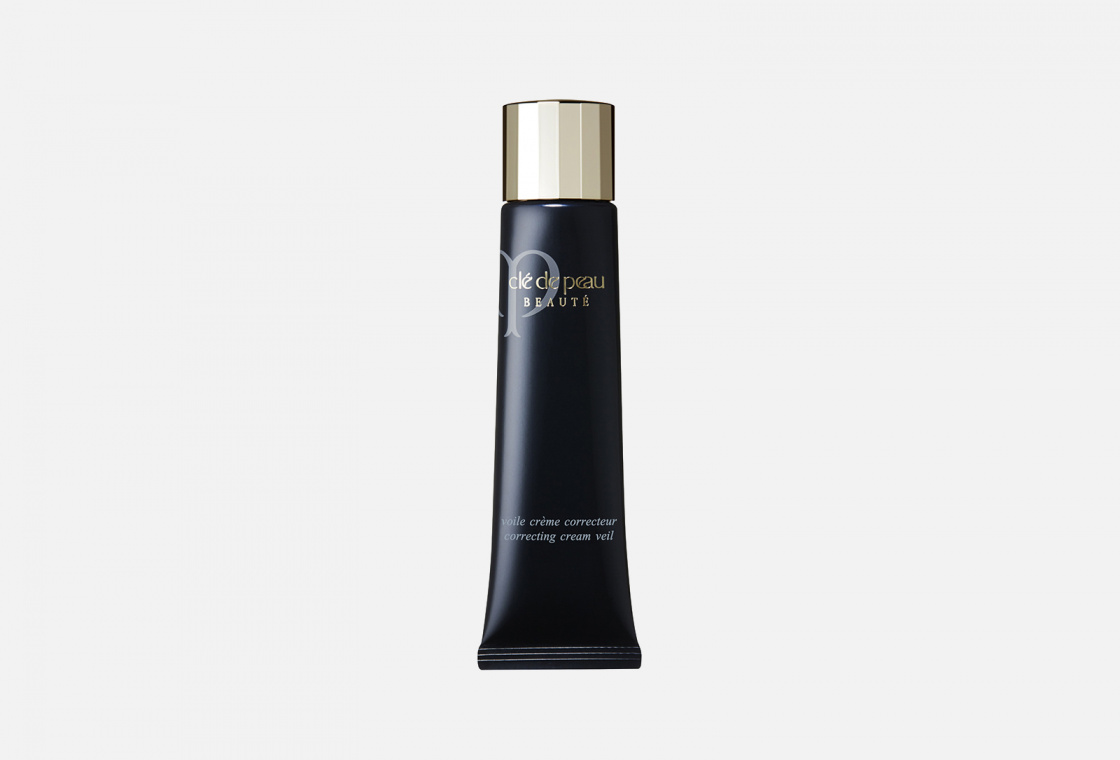 Выравнивающая база под макияж, уменьшающая видимость пор CLÉ DE PEAU BEAUTÉ VOILE CRÈME CORRECTEUR