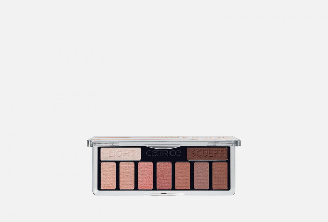 Палетка теней 9 в 1 Catrice The Fresh Nude Collection Eyeshadow Palette
