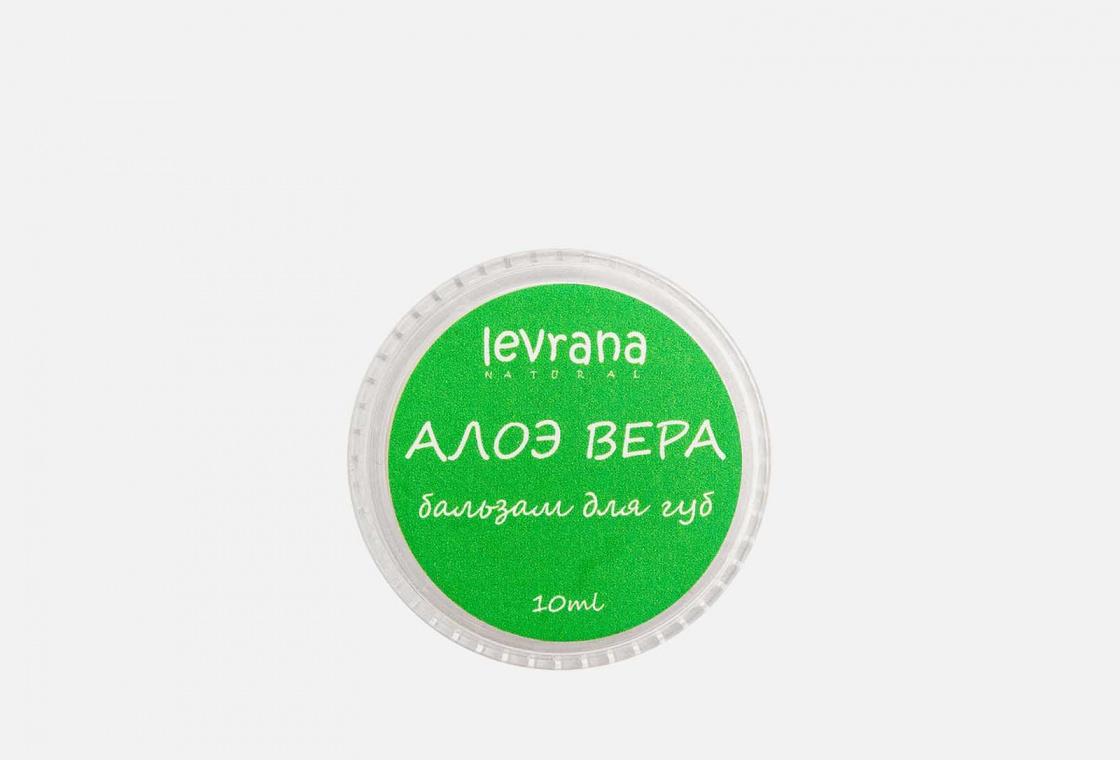 Бальзам для губ Levrana Алоэ Вера
