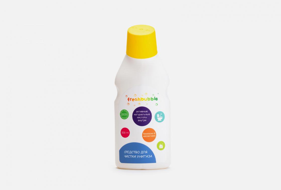 Средство для чистки унитаза  Freshbubble Универсальное