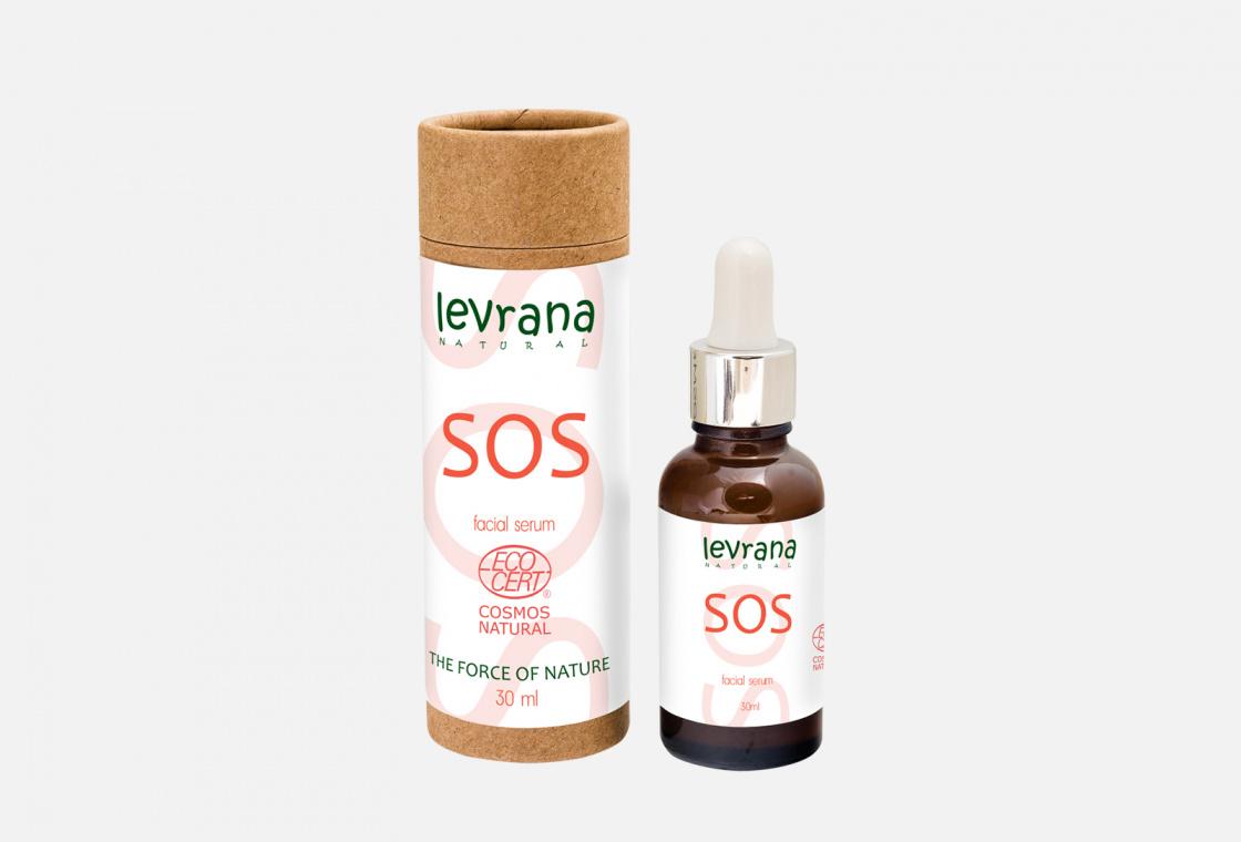 Сыворотка для лица Levrana  SOS
