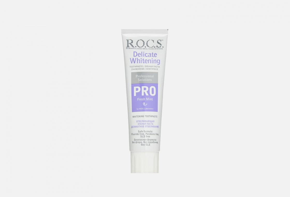 Зубная паста R.O.C.S. Delicate whitening Fresh Mint