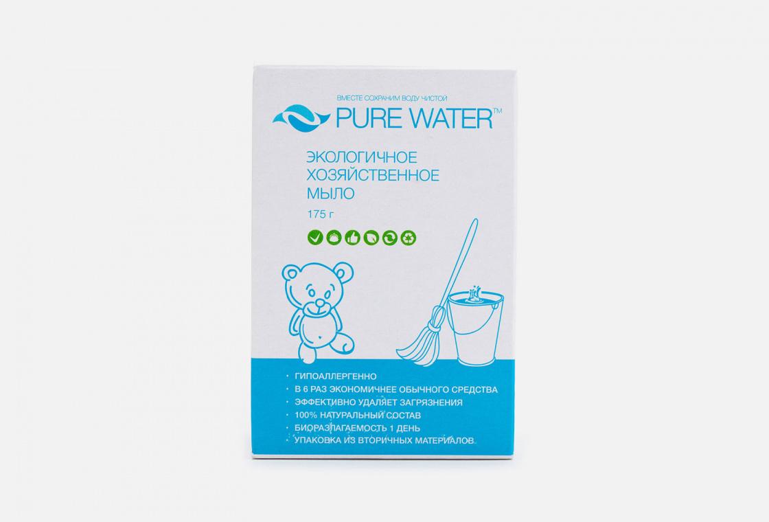 Мыло хозяйственное MiKo Pure Water