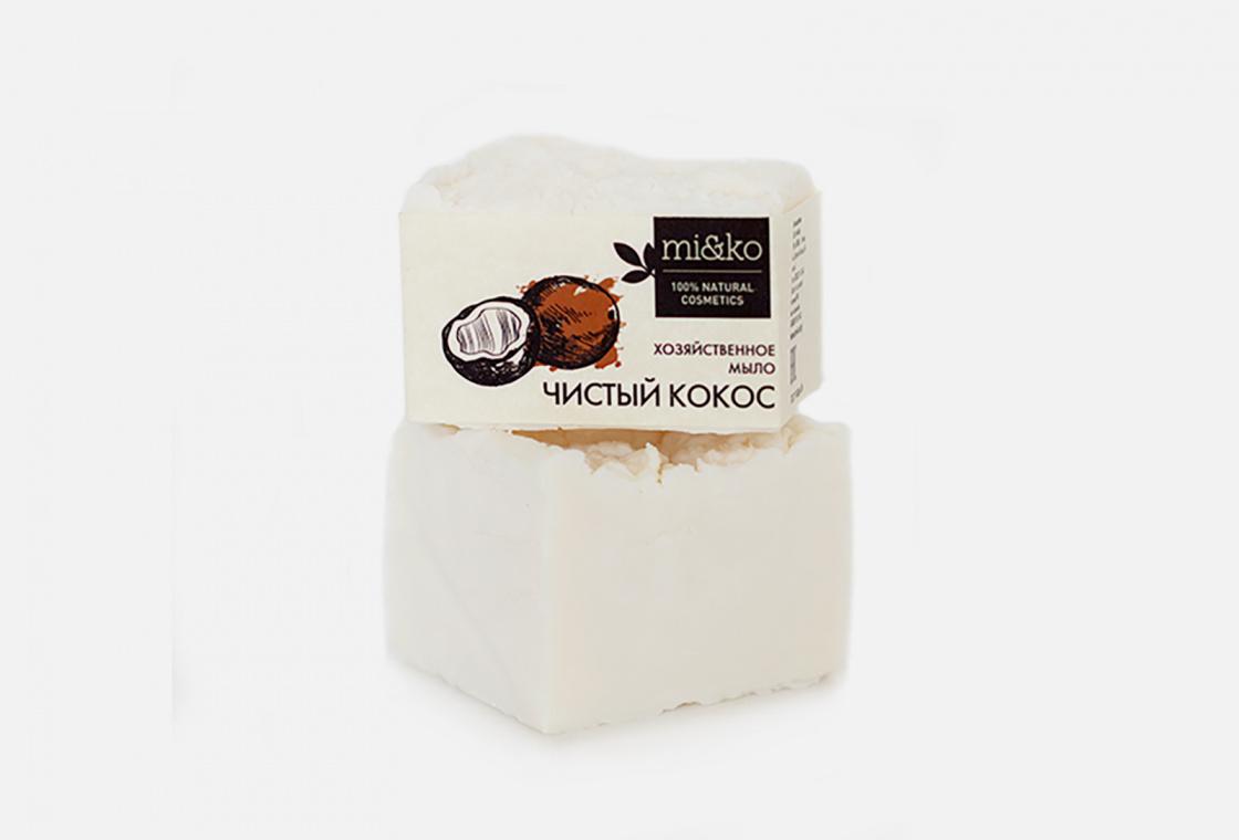 Мыло хозяйственное MiKo Чистый кокос
