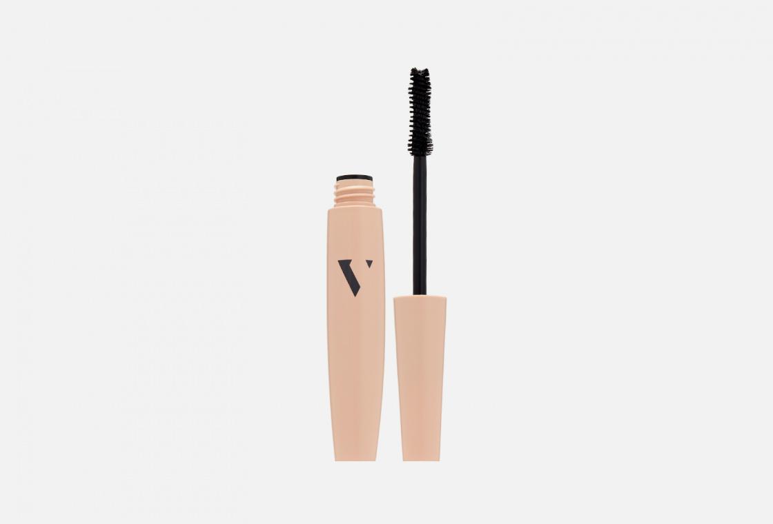 Влагоустойчивая  тушь для ресниц с эффектом объема VERA Lash condom Volumizing long wearing tube mascara