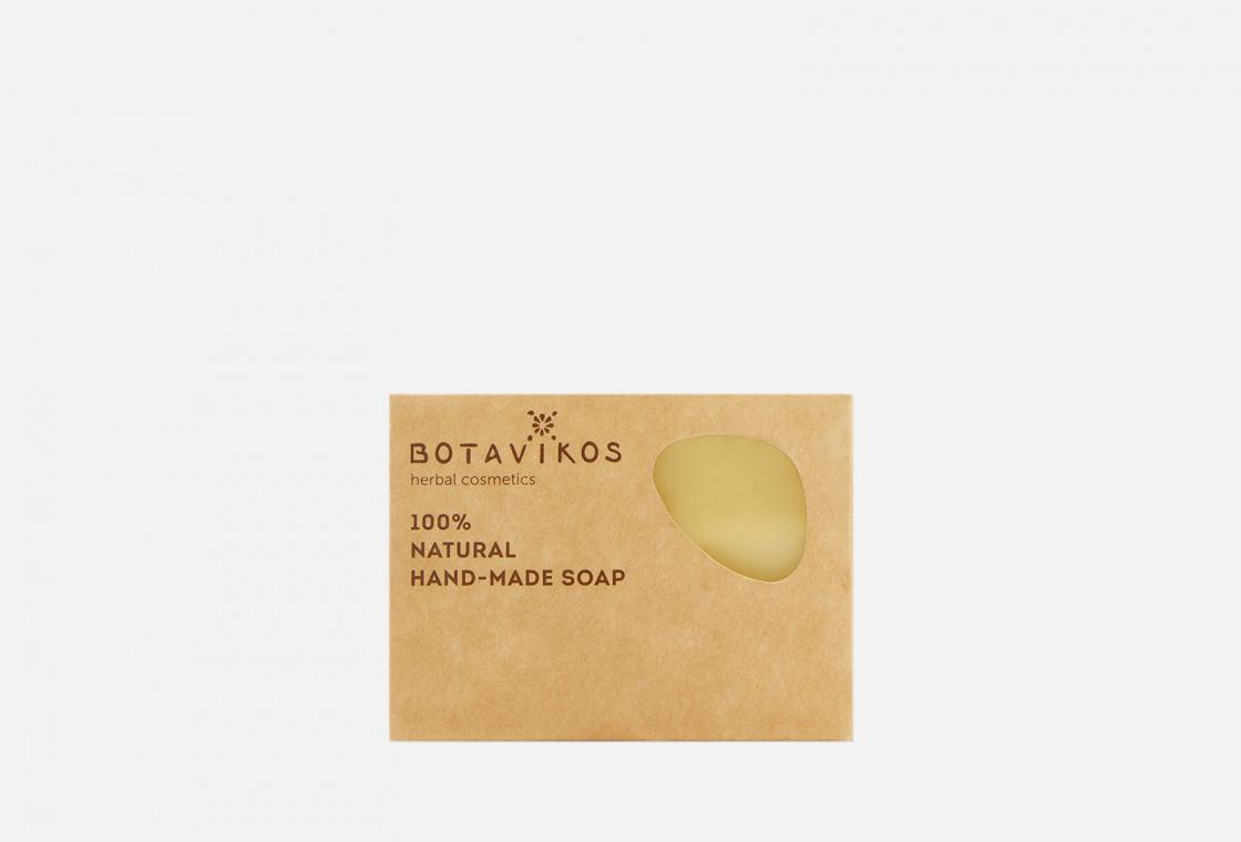 Натуральное мыло ручной работы Botavikos Orange, cinnamon и red clay